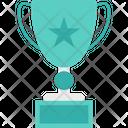 Achievement Award Cup Icon