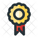 Achievement Medals Prize Icon