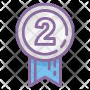 Achievement Award Badge Icon