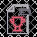 Degree Award File Icon