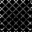 Achievement Arrows Business Icon
