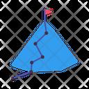 Acheivement Flag Mountian Icon
