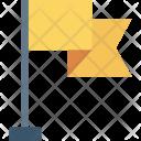 Achievement Flag Mountain Icon
