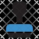 Achievement Stamp Verified Icon