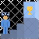 Achievement Progress Success Icon