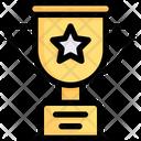 Business Marketing Achievement Icon