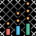 Achievement Career Advancement Growth Icon