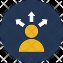 Achievement Career Advancement Career Growth Icon