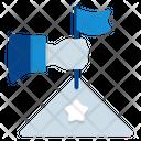 Achievement Mission Goal Icon