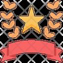 Achievement Prize Champion Icon