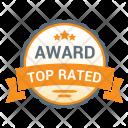 Achievement Award Top Icon