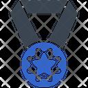 Achievement Medal Winner Icon