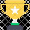 Achievement Trophy Icon