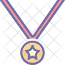 Achivement Award Medal Icon