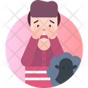 Achluophobia Fear Of Darkness Icon
