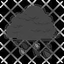 Acid Acid Rain Rain Icon