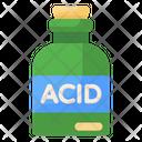 Chemical Acid Bottle Poison Icon