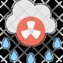 Acid Rain Icon