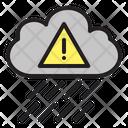 Acid Rain Rain Acid Icon
