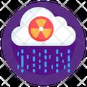 Acid Deposition Acid Rain Acid Rainfall Icon