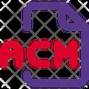 Acm File Icon