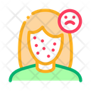 Skin Acne Beauty Icon