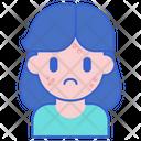 Acne Face Pimple Icon