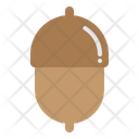 Acorn Food Icon
