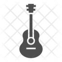 Acoustic Guitar Music Instrument Classical Play Icon