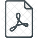 Acrobat Pdf Adobe Icon