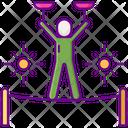 Acrobat Circus Acrobat Circus Icon