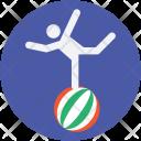 Acrobat Balance Funambulist Icon