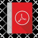 Acrobat Pdf Ebook Icon