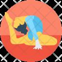 Acrobatic Dance Gymnastic Icon