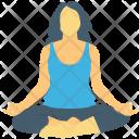 Acrobatic Exercising Workout Icon