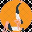 Acrobats Icon