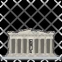 Acropolis Parthenon Athens Icon