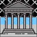 Acropolis Of Athens Icon