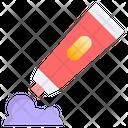 Acrylic Tube Icon