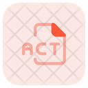 Act File Icon
