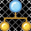 Acticity Diagram Chart Icon
