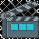 Action Clapper Icon