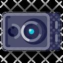 Action Camera Electronic Icon