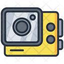 Action Cam Camera Action Camera Icon