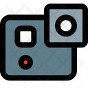 Action Cam Action Camera Camera Icon