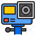 Action Cam Gopro Action Camera Icon