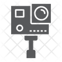 Action Camera Pro Icon
