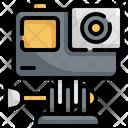 Action Camera Video Icon
