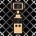 Action Camera Pocket Camera Mini Camera Icon