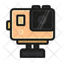 Action Camera Go Pro Gopro Icon